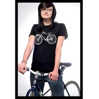 Way To Go Since 1817 Bicycle Tshirt by Deadworry on Etsy