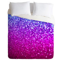 DENY Designs Lisa Argyropoulos Lightweight New Galaxy Duvet Cover | Wayfair