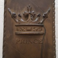 Sid Dickens Prince Memory Wall Block Bronze Alchemy Retired 2000 N15 Sculpture