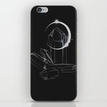 Crystalline iPhone & iPod Skin by Ducky B