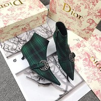 """Crusie""""J'ADIOR   Women Casual Shoes Boots fashionable casual leather Women Heels Sandal Shoes"""