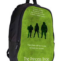 The Princess Bride for Backpack / Custom Bag / School Bag / Children Bag / Custom School Bag *02*