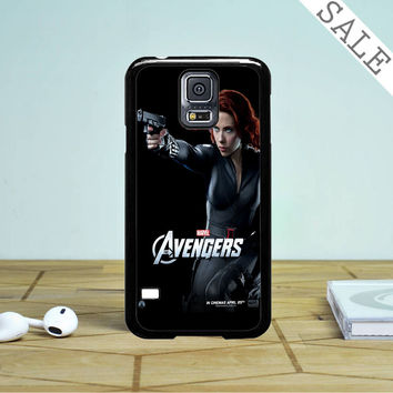 The Avengers - Black Widow Samsung Galaxy S5 Case