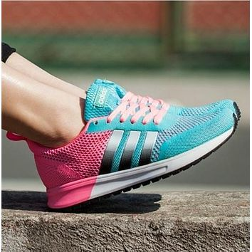 Adidas Women Running Sport Casual Shoes Sneakers-4