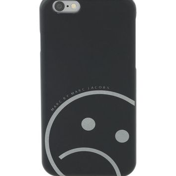 REFLECTIVE UNSMILEY FACE IPHONE 6 CASE