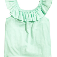 H&M Ruffled Top $5.99
