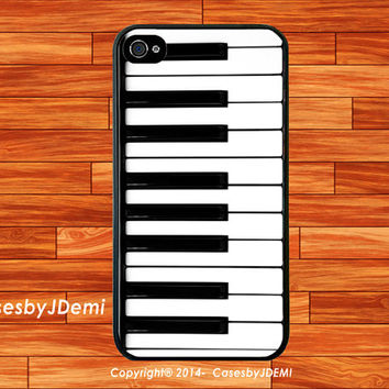 Piano Keys  iPhone 4 /4S case, iPhone 5 /5c/ 5s, Samsung Galaxy S3/S4 case, Samsung Galaxy Note2, Samsung Galaxy Note 3, Galaxy S3/S4 mini
