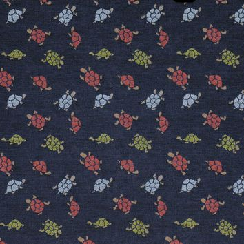 Robert Allen Fabric 135411 Little Turtles Dresden