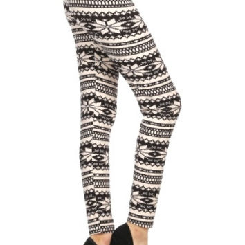 Let it Snow Leggings