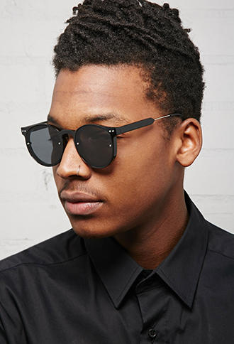 48d3ef1c9d12b Spitfire Post Punk Sunglasses from Forever 21