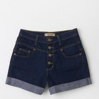 ModCloth Vintage Inspired High Waist Karaoke Songstress Shorts