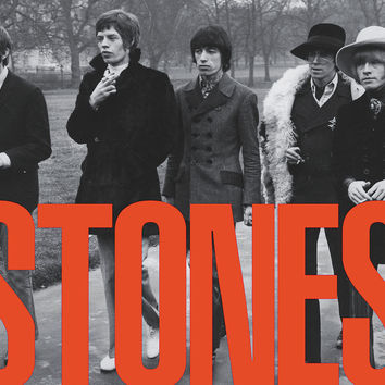 The Rolling Stones, Non-Fiction Books