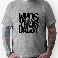 Who's Your Daddy? - Bioshock (Black Text) Unisex T-Shirt