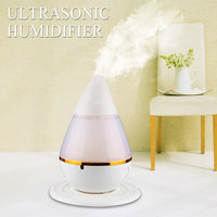 Humidifier Air Essential Oil Diffuser w/ LED Light
