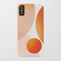 Burnt suns iPhone Case by g-man