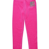 Leopard Juicy Velour Pant by Juicy Couture