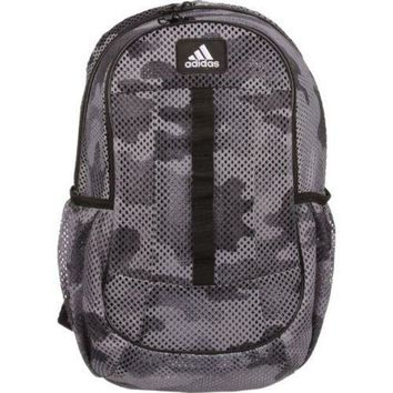 DCCK8TS Hermosa adidas Forman Mesh Backpack Gray