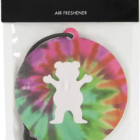 GRIZZLY TIE DYE AIR FRESHENER