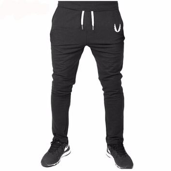 Men's Slim Fitness Joggers