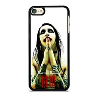 MARILYN MANSON GOTH iPod 4 5 6 Case