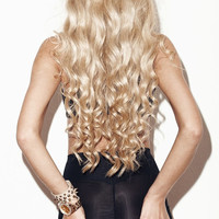 "Human Hair Extensions - 16-28"" Clip In Hair Extensions - 100% Human Hair - 120g - And Hair Care Guide"