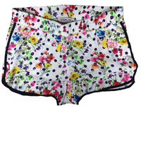 Sam & Lavi Floral Polka Dot Dottie Shorts