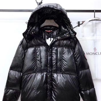 Moncler men's Kensington Parka Coat