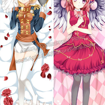 New Touhou Project and Warship Girls Anime Dakimakura Japanese Hugging Body Pillow Cover ADP-512075 ADP-512071
