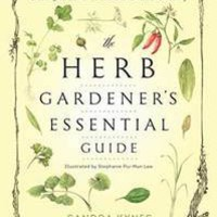 Herb Garden Essential Guide by Sandra Kynes