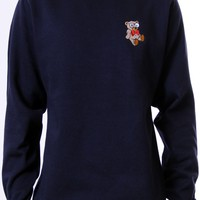Teddy P french style Crewneck | NERDY FRESH