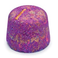 Lush - Phoenix Rising Spicy cinnamon fizzer Bath Bomb - Made in Canada Ships From USA