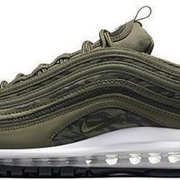 BC SPBEST Nike Air Max 97 Olive Green Tiger Camo