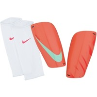 Nike Mercurial Lite Soccer Shin Guards - Pink/Green - Dick's Sporting Goods