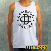 Cameron Dallas Magcon Boys Clothing Tank Top For Mens