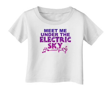 Electric Sky Color Infant T-Shirt