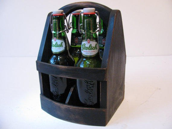 Grolsch Beer bottle carrier