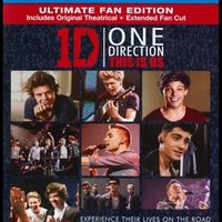 One Direction: This Is Us (Ultraviolet Digital Copy) (DVD)- Best Buy