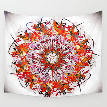 GAMANI Wall Tapestry by Chrisb Marquez