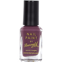 River Island Womens Vintage violet purple Barry M nail polish