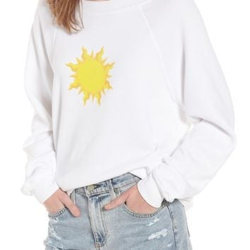 Wildfox Sunny Disposition Sommers Sweatshirt | Nordstrom