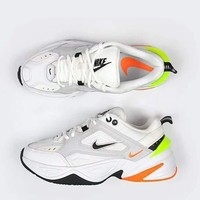 Nike Air M2K Tekno Retro daddy shoes, men's and women's running shoes
