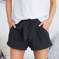 Aerie Cool Pocket Short, Gray