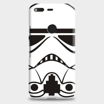 Stormtrooper Helmet Graphic Google Pixel XL 2 Case