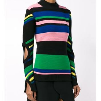 J.W.ANDERSON   Ottoman Sweater   brownsfashion.com   The Finest Edit of Luxury Fashion   Clothes, Shoes, Bags and Accessories for Men & Women