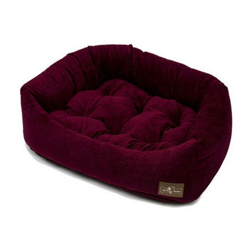 Napper Dog Bed — Henna Chianti