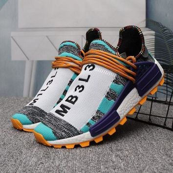 Adidas Human Race NMD Woman Men Casual Running Sport Shoes Sneakers