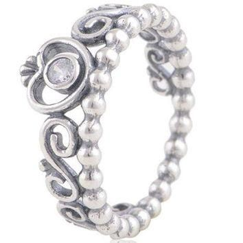 Sterling silver rings 925 for men and girl pandora style