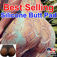 Silicone Booty Pads Girdle Silicone Booty Pad Buttocks Pads Butt Enhancer body Shaper  Panty Set