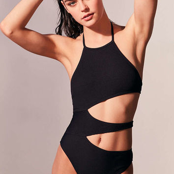 Out From Under Sophie Cutout One-Piece Swimsuit - Urban Outfitters