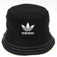 Adidas Originals - Bucket Hat in Black,adidas bucket hats men